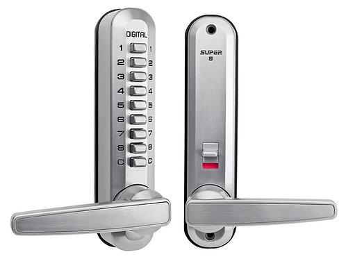 Lockey Super 8 Keyless Door Lock 7055