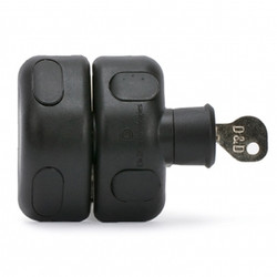 Side Pull Key Lockable