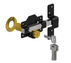 Garage Door Rim Lock Double Sided