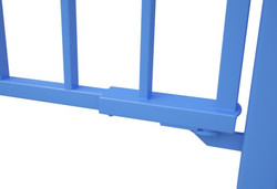 Easy Pro Gate Closer Colour Matched