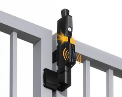 Magna Latch Vertical Pull + Alert