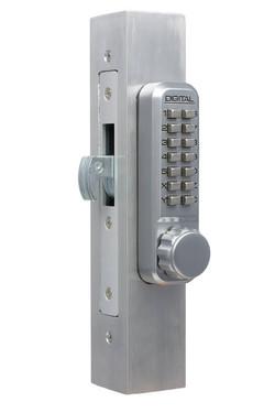 Lockey LD950 Lock Case for Narrow Stile Doors