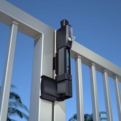 Magna Latch Vertical Pull