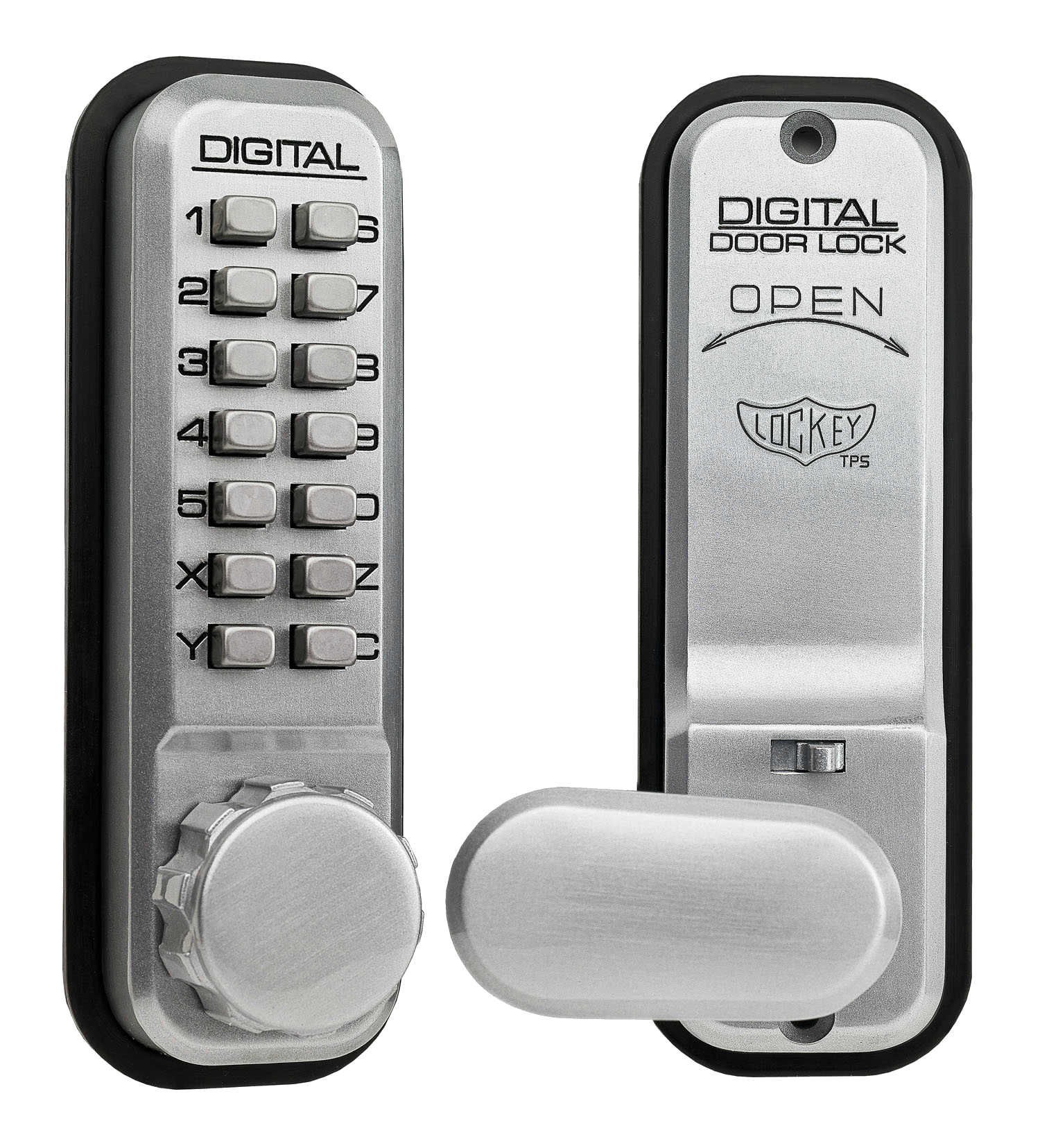 Lockey 2435 Keyless Door Lock