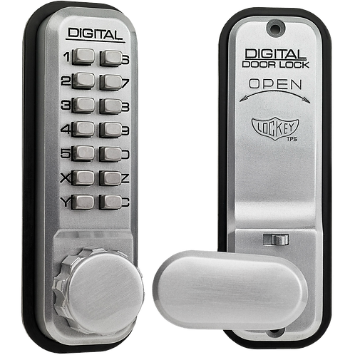 Lockey Keyless Door Lock 2435