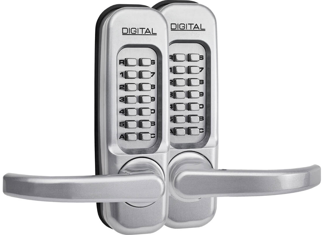 1150DS Lockey Keyless Door Lock