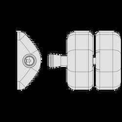 MLSPS2VSS Dimensions