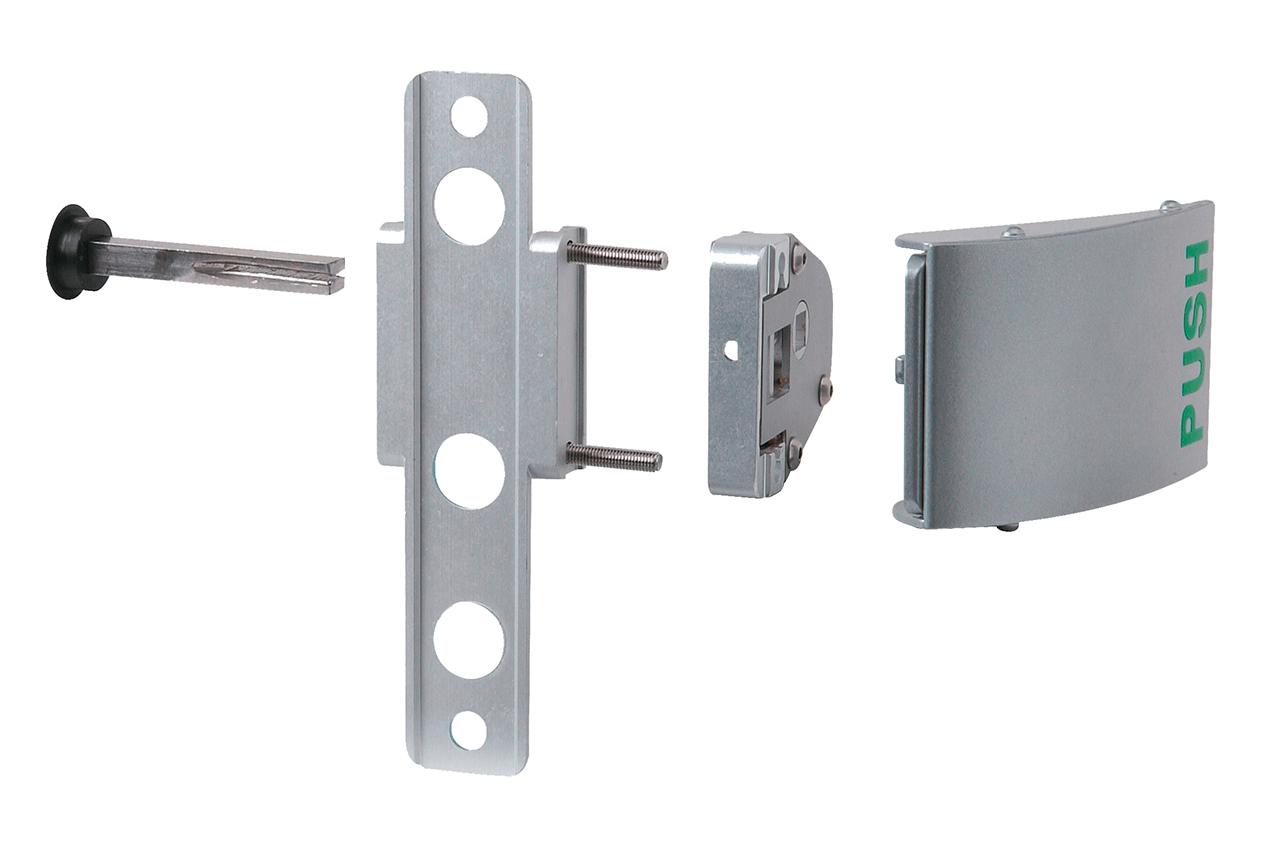 Locinox Push Pad for Keypad Lock