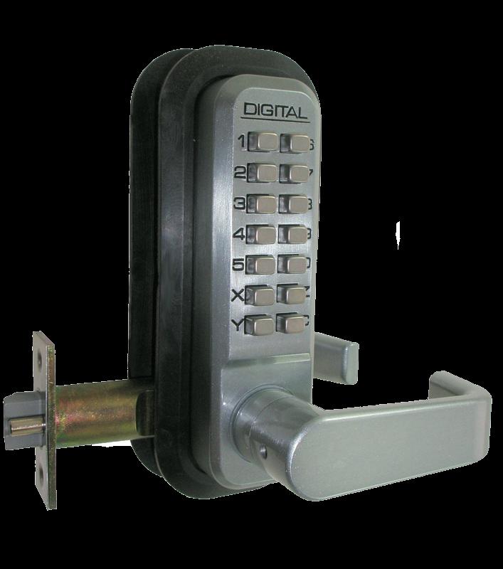 Lockey 2835 Door Lock Spring Latch
