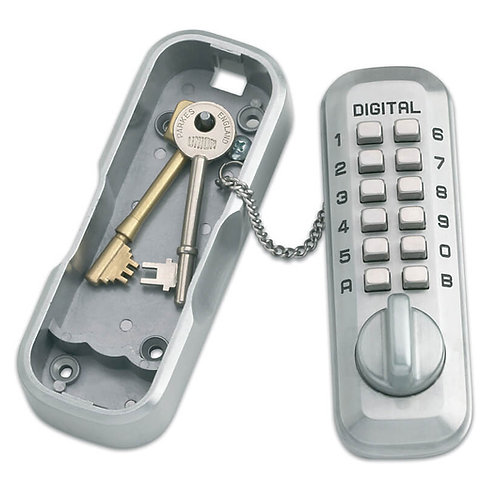 Lockey Keyless Key Safe LKS200