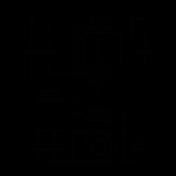 CI3500 Dimensions