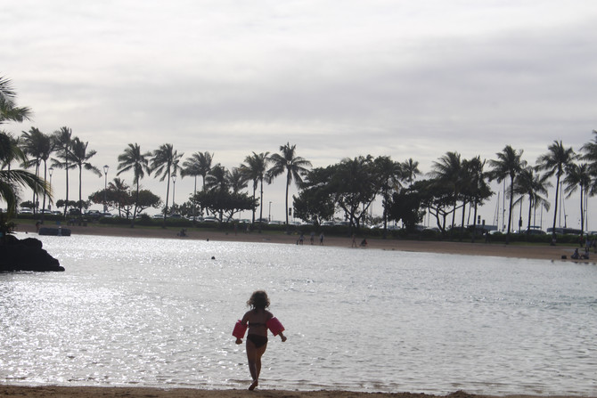 travelling to hawaii....with kids