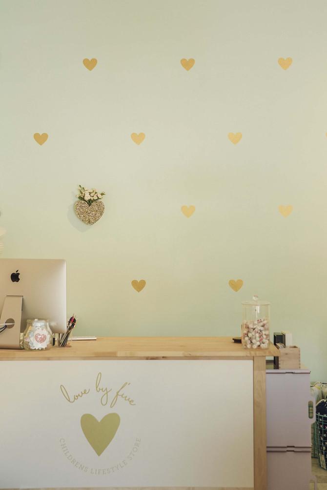 store profile: love by five