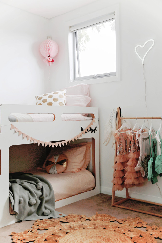 Sophie and Millie's room refresh