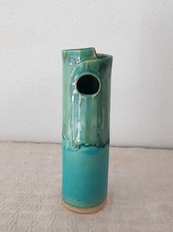 Vase Blue Wave #2