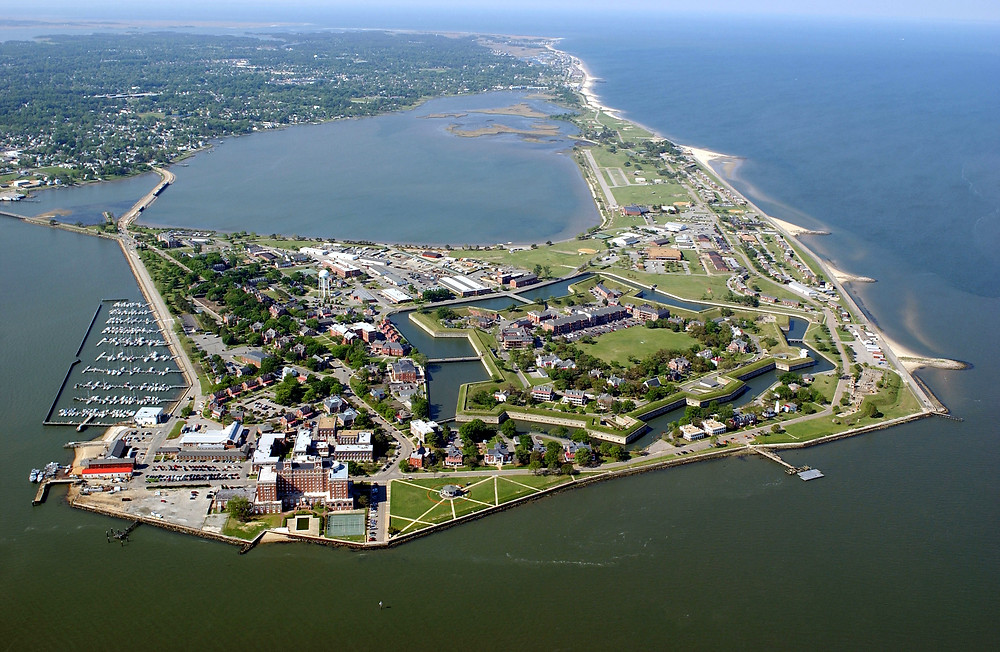 The Fort Monroe National Monument