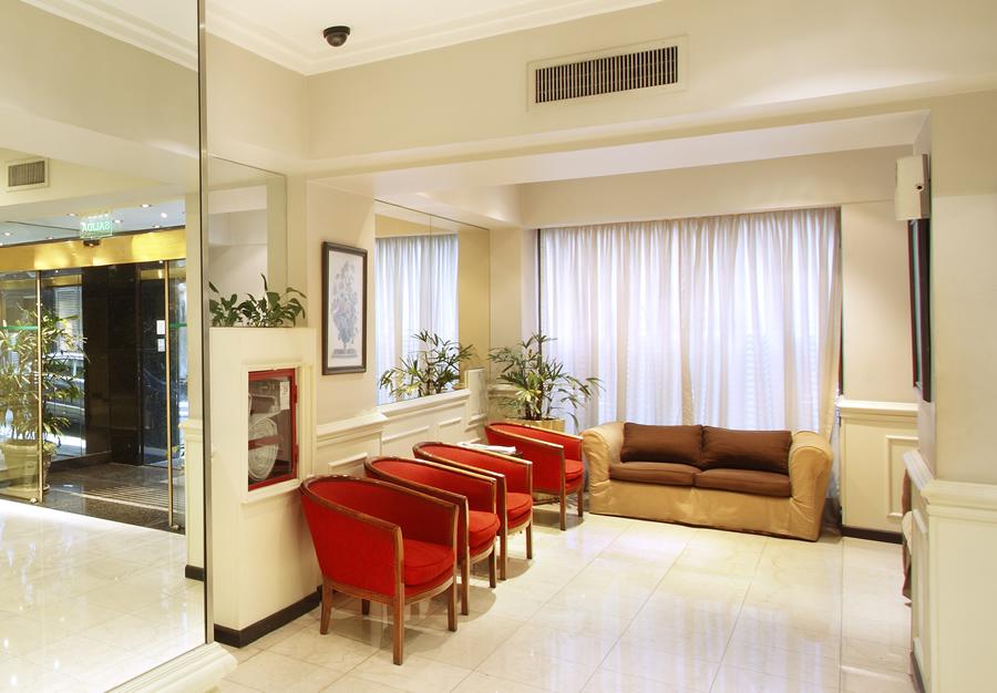 Recepción Waldorf Hotel Buenos Aires