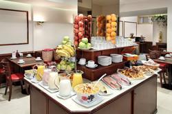 Desayuno Waldorf Hotel Buenos Aires