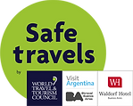 Safe Travels Waldorf Hotel