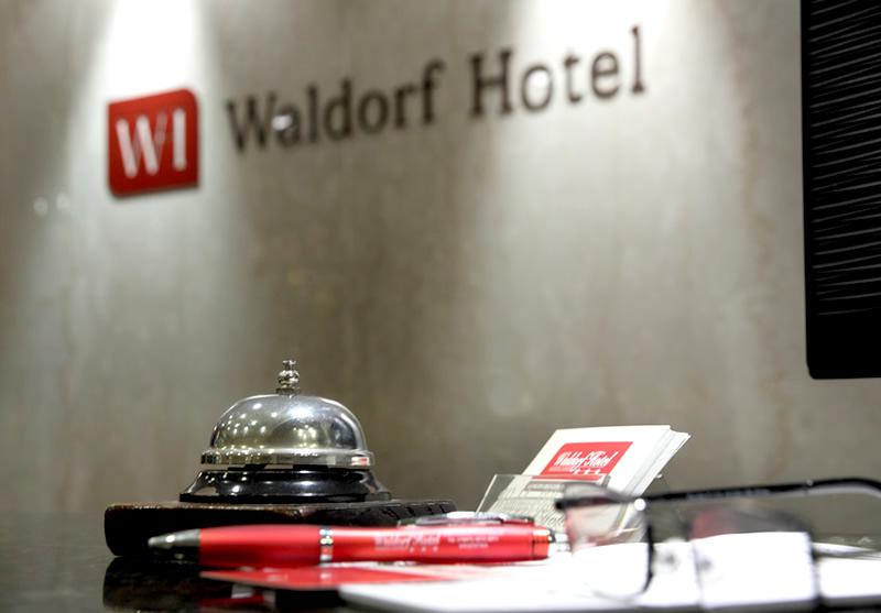 Conserjería Waldorf Hotel Buenos Aires
