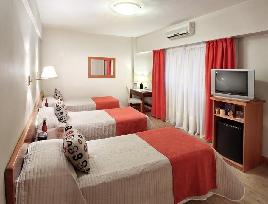 Habitación Triple Waldorf Hotel Buenos Aires