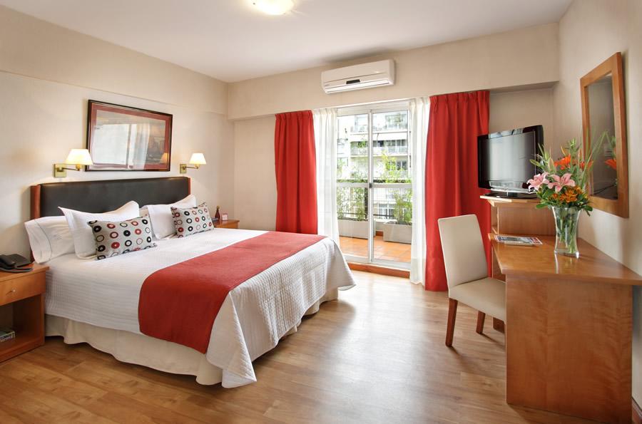 Habitación Doble Waldorf Hotel Buenos Aires