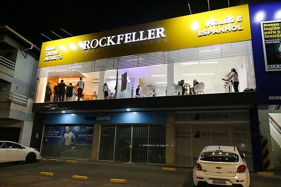 Rockfeller - Escola de Idiomas