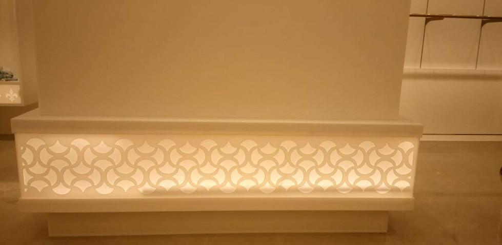Light Decoration for Interior