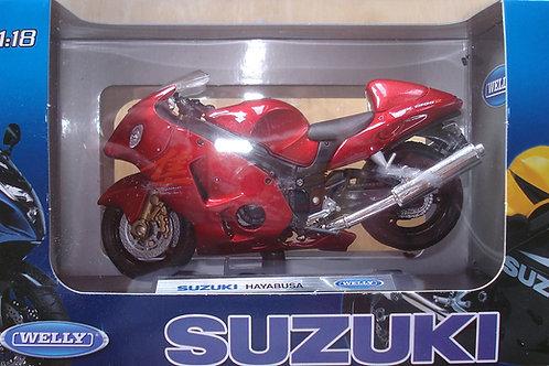 Suzuki Hyabusa