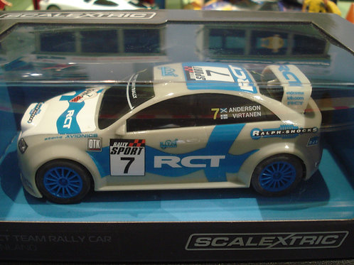 Scalextric - RCT Team Rally Car - Finland