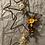 Thumbnail: Ster met droogbloemen