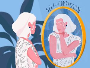 """""""Öz şefkat"""" Kendimize karşı nasıl şefkatli olabiliriz?"""