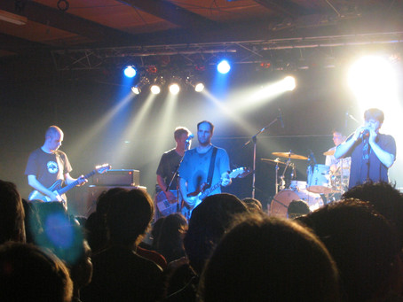 SHOWS OF NOTE: BUILT TO SPILL