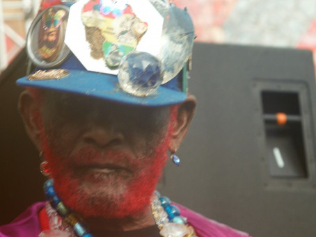 NEW MUSIC MONDAY: LEE 'SCRATCH' PERRY + SUBATOMIC SOUND SYSTEM, NEW SINGLE