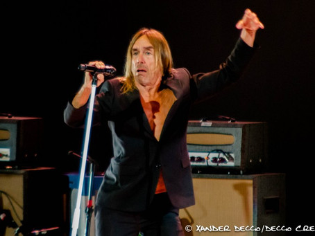 IN THE PIT WITH XANDER: IGGY POP KICKS OFF 'POST POP DEPRESSION TOUR' IN SEATTLE