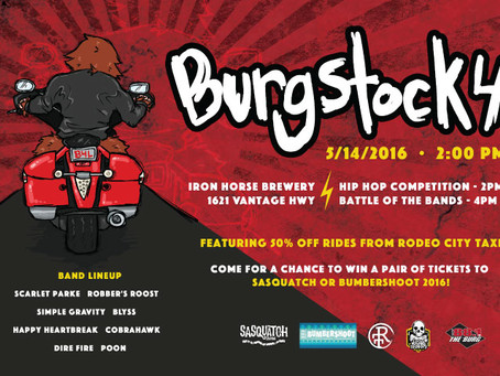 YOUR GUIDE TO BURGSTOCK IV!