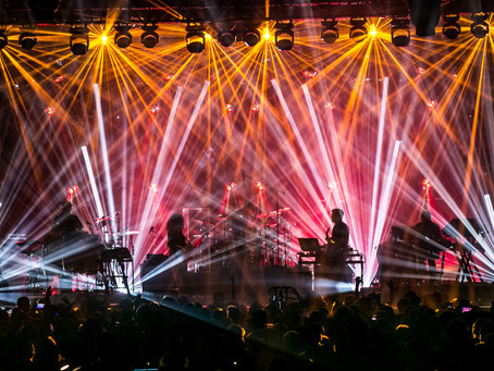 SHOWS OF NOTE: STS9