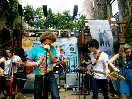 SHOWS OF NOTE: RA RA RIOT