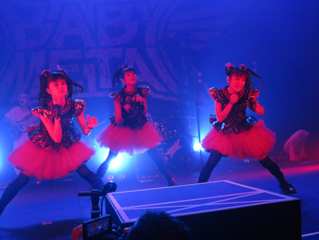 SHOWS OF NOTE - BABYMETAL