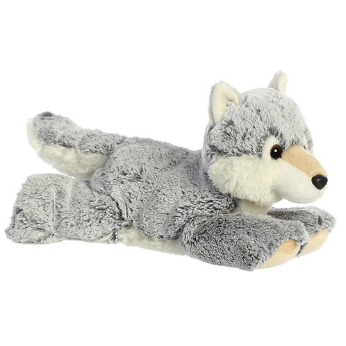Winter Wolf Plush