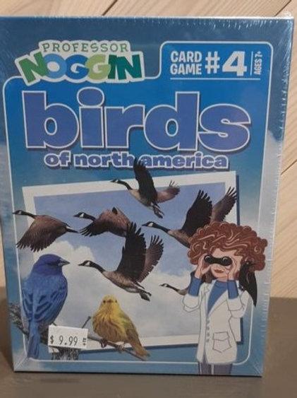 Professor Noggins: Birds of North America