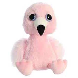 Dreamy eyes Flamingo plush