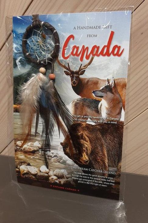 Dream Catcher Card: Canada 2