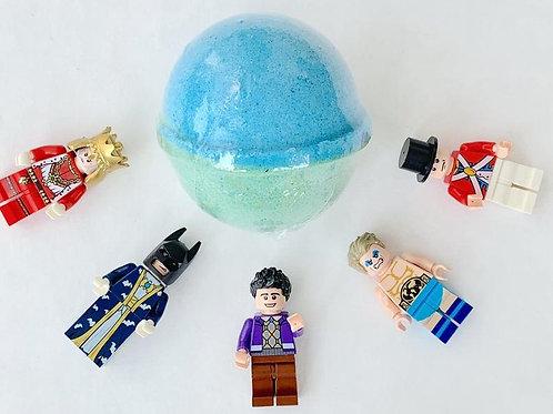 Bath Bomb Surprise: Toy Figure