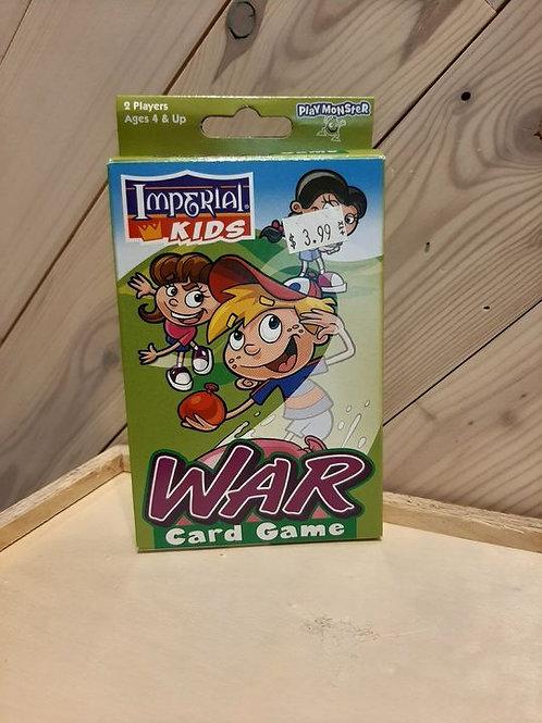 Card Game: War