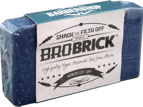 Bro Brick: Barbershop