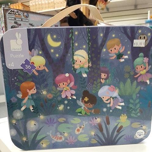 Woodland Fairy Puzzle