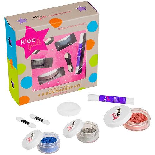 Klee Girls 4 piece Makeup Kit: Shining Through