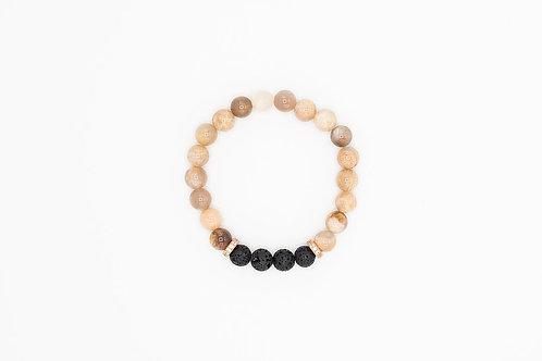 GODDESS - Moonstone Essential Oil Bracelet