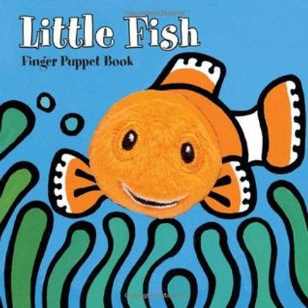 Finger Puppet Book